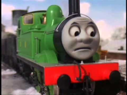 Thomas/Blackadder Goes Forth Parody Clip 6