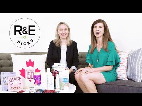 Rebecca & Erin's Picks | Fave Canadian Brands to Celebrate Canada 150!