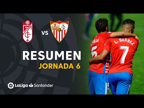 Granada Sevilla Goals And Highlights