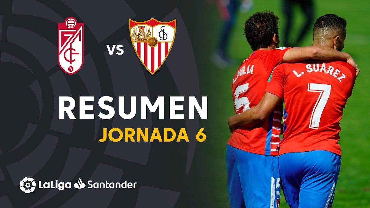 Гранада  1-0  Севилья видео