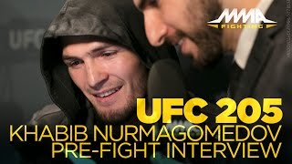 UFC 205: Khabib Nurmagomedov believes he was 'used' by UFC in McGregor-Alvarez negotiations