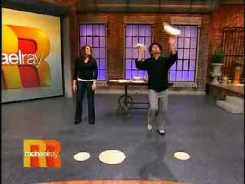 Tony Gemignani on the Rachael Ray Show - July 12, 2007