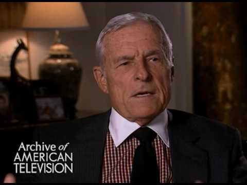 Grant Tinker on David Wolper - EMMYTVLEGENDS.ORG