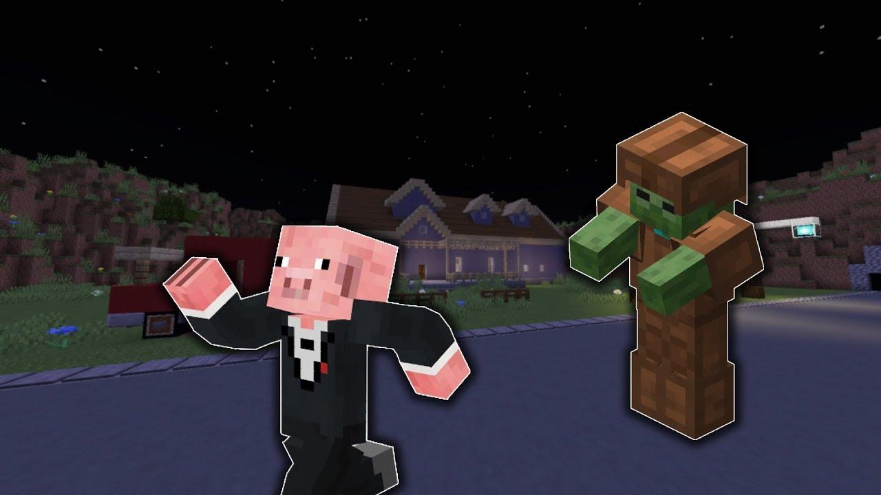 Minecraft – Hello Neighbor – Horror Map