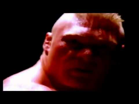 WWE Brock Lesnar theme song Next Big Thing + Titantron 2002-2012 HD