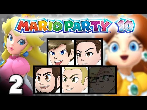 Mario Party 10: Rock Bottom - EPISODE 2 - Friends Without Benefits