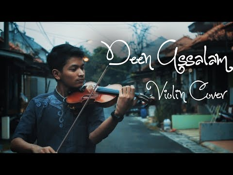 Deen Assalam VIolin Cover By Ibnu Aji Wasesa