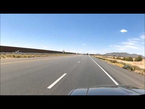 From Phoenix to Oro Valley (Tucson)  in 2 minutes - I10