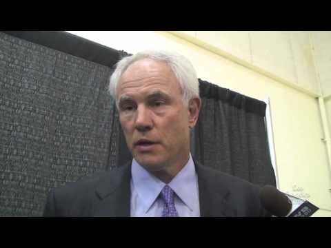 Lakers General Manager Mitch Kupchak on Dwight Howard's back