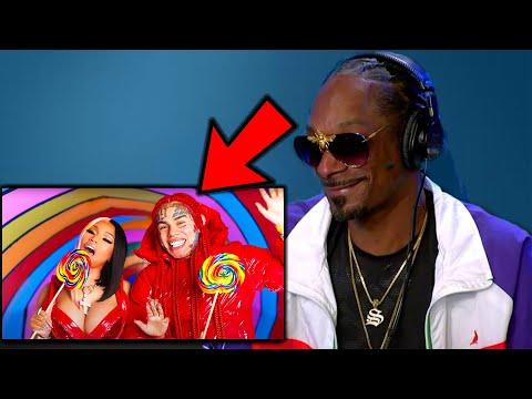 Rappers React To TROLLZ - 6ix9ine \u0026 Nicki Minaj (Official Music Video)
