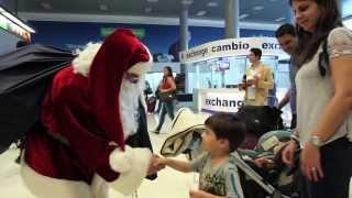 Yo también Creo en Ti: Santa viaja con Volaris y Coca-Cola.