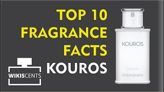 Fragrance Review: Kouros for men