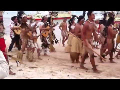 Rapa Nui Ceremony