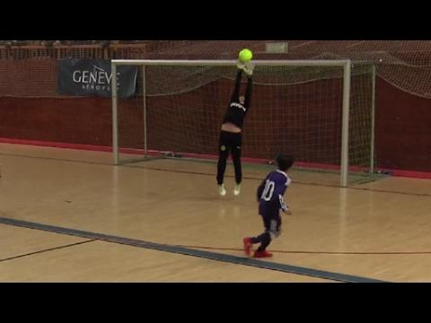 NV Logistics CSI Talent Cup U11 2017 Demi-finale Champions Borussia Dortmund-RSC Anderlecht