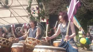 Traditional Japanese music .