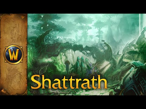 World of Warcraft - Music & Ambience - Shattrath City and Terokkar Forest