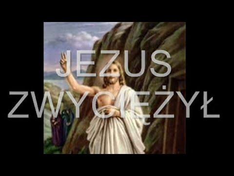 JEZUS  ZWYCIĘŻYŁ - KARAOKE.wmv
