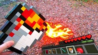 REALISTIC MINECRAFT IN REAL LIFE ~ IRL ANIMATION  The Best Episode Top 5 Minecraft