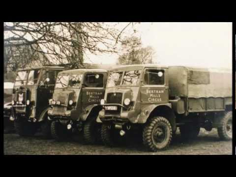 Classic & Vintage Lorries on the road - YouTube