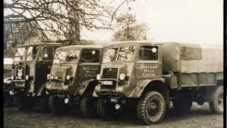 OLD LORRIES - Previously Unseen - 22  Makes of LORRY at WORK (1930's to 1970's) .wmv