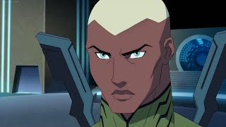 Young Justice 3x17 - Aqua Man Gets Angry