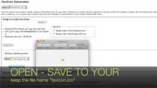 How To Create a Favicon ico Image for your Website Mp3
