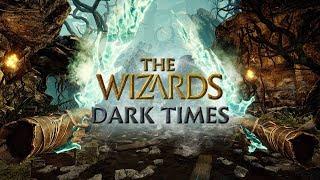 the Wizards - Dark Times VR Gameplay Gamescom 2019