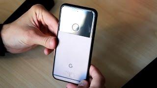 Полный обзор смартфона Google Pixel