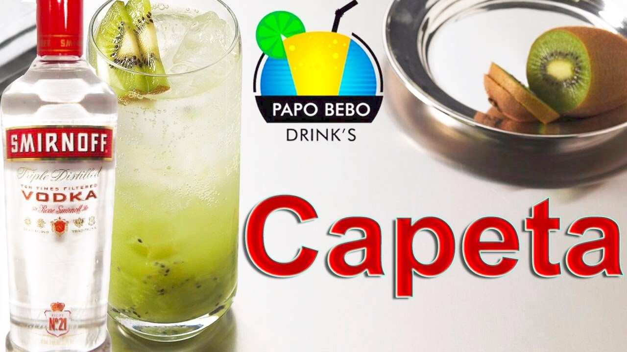 Como fazer capeta papo bebo drinks 17 batida com vodka for Cocktail kiwi vodka