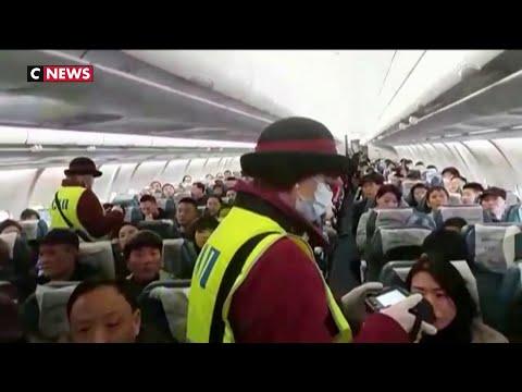 Coronavirus: les passagers aériens placés sous surveillance accrue