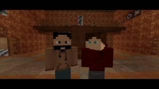 Minecraft сериал  Тайны поместья Хеленберг 8 серия