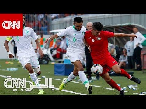 هكذا تعادل الفلسطينيون مع السعودية في مباراة -تاريخية-  - نشر قبل 3 ساعة