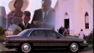 Buick LeSabre Commercial - 1995