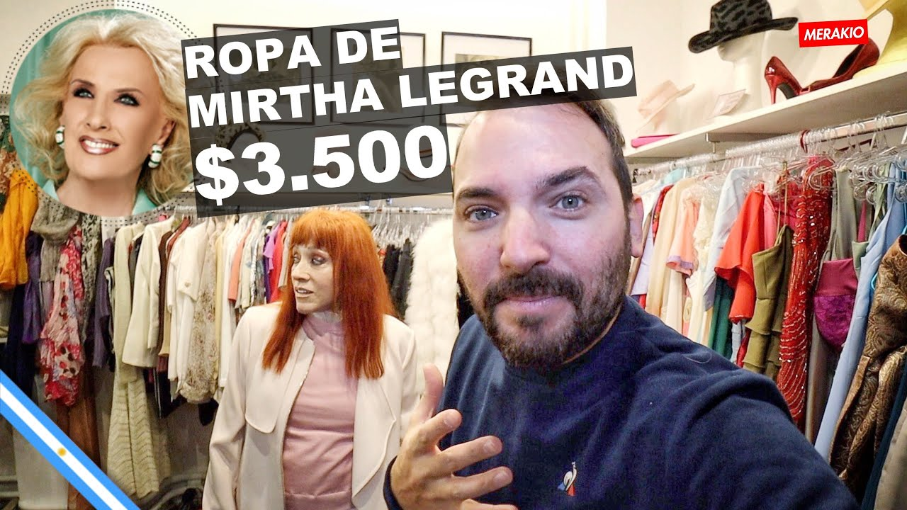 ACÁ LOS FAMOSOS VENDEN SU ROPA!!