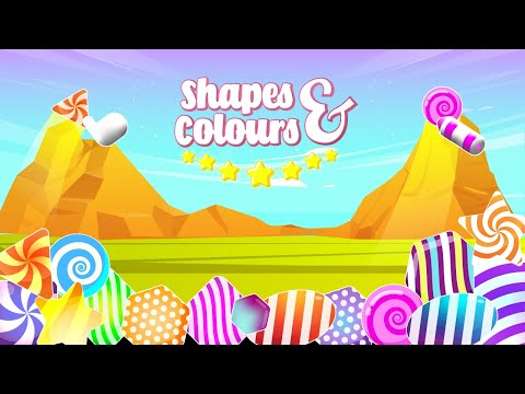 Kids Shapes & Colors Learning Games for Toddlers - Android Apps on ...