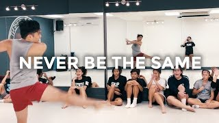 Never Be The Same - Camila Cabello (Dance Video) | @besperon Choreography