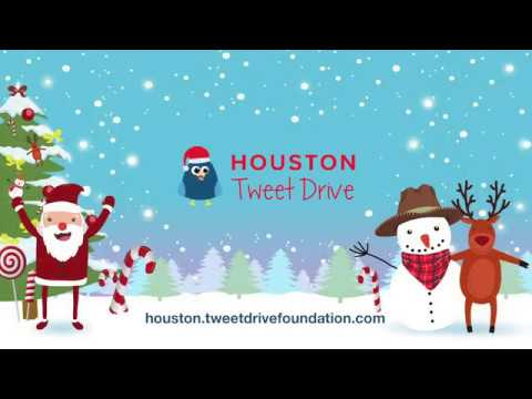 Houston Tweet Drive
