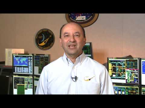 Shuttle Commander Takes Video Questions In Space - POST VIDEO RESPONSE!