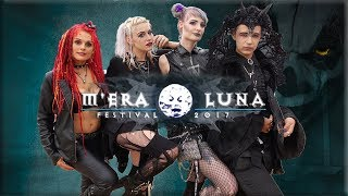 M'era Luna 2017 🌝 A Dark Festival In Germany 🌏🇩🇪 Life The World - Episode 14