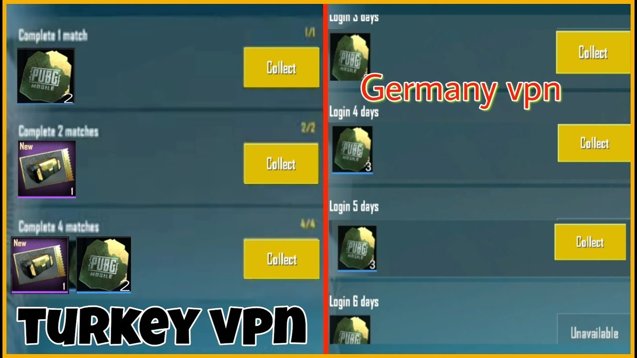 PUBG Mobile Germany And Turkey New VPN Trick | 10 Aug 2019
