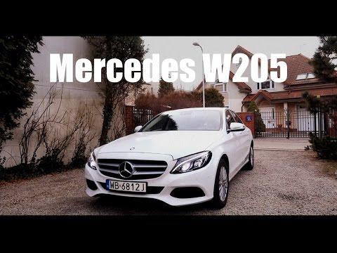 2015 Mercedes-Benz C-Class W205 [PL] Review Recenzja Prezentacja Test PL