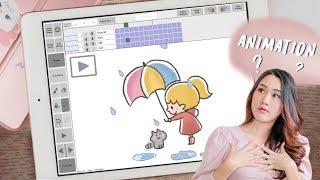 İpad'ler üzerinde çizgi film + intro video yapmak nasıl (CC) iPad Üzerinde kolay Animasyon:! Fıstık Ezmesi