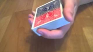 Black spider deck trick