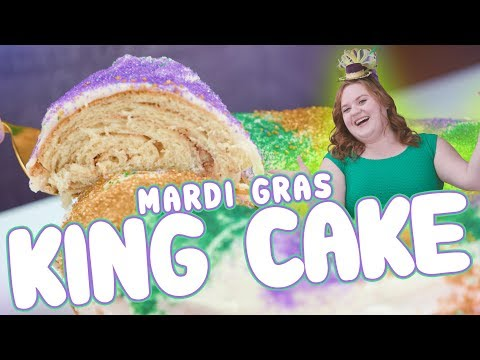 how-to-make-king-cake-|-smart-cookie-|-allrecipes.com