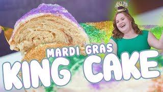 How to Make King Cake | Smart Cookie | Allrecipes.com