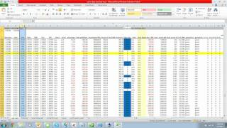 Excel Financial Trading Model Algorithm Program.wmv