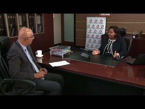 Interview with Rebecca Miano, Managing Director & CEO KenGen Ltd