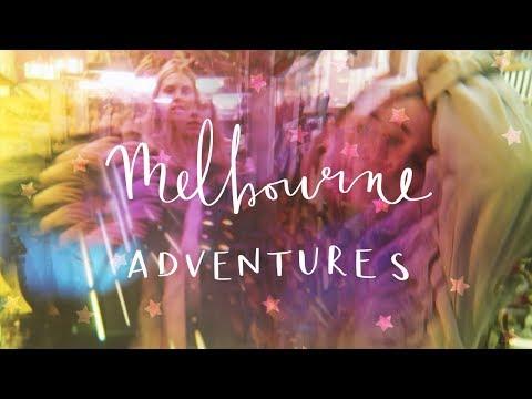 Melbourne Adventures, BTS Sketchbook Lookbook and general nonsense vlog w/ Georgia