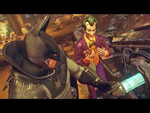 Batman Arkham Knight #21: O Inferno chega à Gotham City - PS4 Gameplay