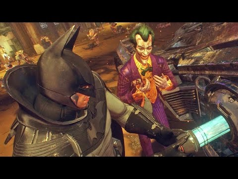 Batman Arkham Knight #21: O Inferno chega à Gotham City - PS4 Gameplay